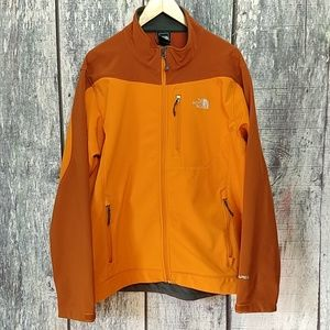 The North Face Orange Jacket Men's Xlarge